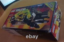 LEGO VIntage Blacktron SUPER NOVA II Set 6832 NEW Sealed COMPLETE Retired 1992