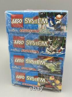 LEGO VTG Rare Kabaya Space NISB Value Lot Set Ice Planet 3012 3013 3014 3015