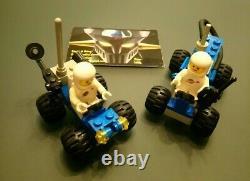 LEGO Vintage 1983 Legoland Classic Space RARE 6980 Galaxy Commander 100%complete