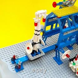 LEGO Vintage/Classic Space 6971 Inter-Galactic Command Base 100% Complete
