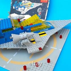 LEGO Vintage/Classic Space 928 Galaxy Explorer 100% Complete +Instruction Manual