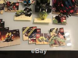 LEGO Vintage Espace Space 19 Sets 6988 6984 6932 6783 6981 6897 6925 6890 6953