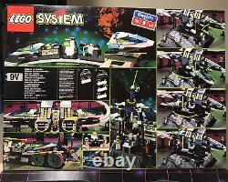 LEGO vintage space 6991 Monorail Transport Base neuf / new