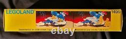 Lego 1499 Twin Starfire 1987 Legoland Classic Space Vintage MISB Samsonite