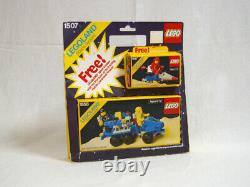 Lego 1507 Space Value Pack 1557 1558 Vintage Classic Space 1986 SEALED NEW