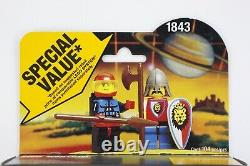 Lego 1843 Space Castle Value Pack Sealed