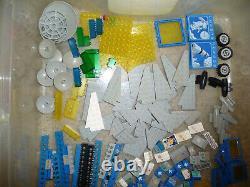 Lego 6 lb vintage space lot 6927 6929 6950 920 6901 6970 6930