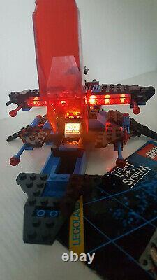 Lego 6781 SP Striker Space Police Polizia Spazio Kg Lotto Vintage
