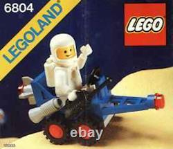 Lego 6804 Surface Rover 1984 Legoland Classic Space Vintage MIB, Sealed
