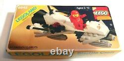 Lego 6842 Vintage Classic Space Shuttle Craft (Brand New & Sealed)