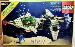 Lego 6891 Gamma V Laser Craft Vintage Classic Space 1985 NEW SEALED