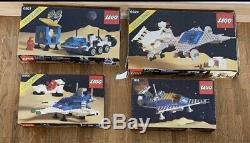 Lego 6929 918 6927 6890 Classic Space Legoland Vintage
