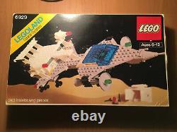 Lego 6929 Starfleet Voyager Classic Space Vintage Legoland New