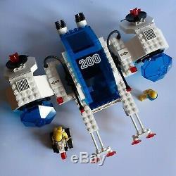 Lego 6932 futuron starfender 200 1987 boite et notice vintage space classic