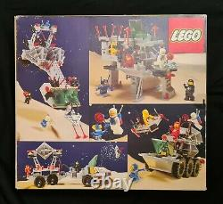 Lego 6952 Solar Power Transporter 1985 Legoland Classic Space 80s Vintage