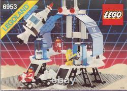 Lego 6953 Cosmic Laser Launcher 1987 Legoland Futuron Space Classic, Vintage