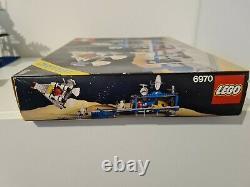 Lego 6970 Vintage, Beta-1 Command Base, New SEALED, MISB