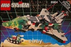 Lego 6984 Galactic Mediator 1992 Space Police / Blacktron Classic Vintage