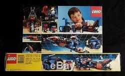 Lego 6986 Mission Commander 1989 Space Police / Blacktron Classic Vintage