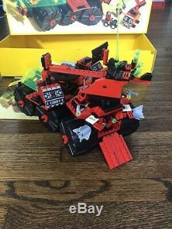 Lego 6989 M-Tron Mega Core Magnetizer Complete Box Instructions Manual Vintage