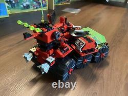 Lego 6989 Mega Core Magnetizer M-tron Legoland Vintage Space Rare Incomplete