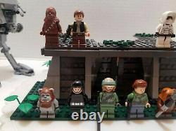 Lego 8038 The Battle of Endor 2009 100% Build Complete