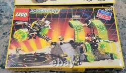 Lego Blacktron Outpost #6988 & #6989 Complete withInstructions