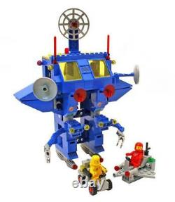 Lego Classic Space Set 6951 Robot Command Center 100% complete vintage rare 1984