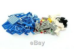 Lego Classic Space Set 6971 Inter-Galactic Command Base 100% cmpl. +inst+box 1984