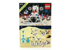 Lego Classic Space Set 6972 Polaris I Space Lab 100% complete +instructions 1987