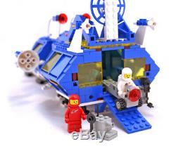 Lego Classic Space Set 6985 Cosmic Fleet Voyager 100% complete + instr. 1986
