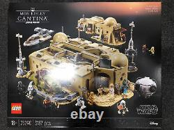 Lego Genuine Star Wars Mos Eisley Cantina UCS Set 75290 NEW Sealed Mint In Hand