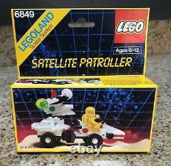 Lego Satellite Patroller (6849) Brand New in Box