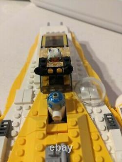 Lego Set 8037 Star Wars Anakin's Y-wing Starfighter R2-D2 Ahsoka Clone Wars Lot