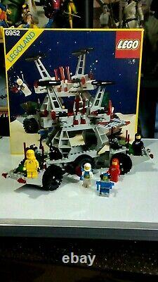 Lego Space 6952 Solar Power Transporter, 100% Complete, Box & Instructions