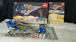 Lego Space 928 Galaxy explorer + instructions + Box 100% Classic Vintage