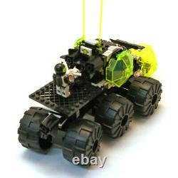 Lego Space Blacktron II Set 6933 Spectral Starguider 100% complete vintage 1991
