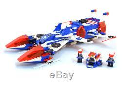Lego Space Ice Planet 2002 Set 6973 Deep Freeze Defender 100% cmpl. + instr+box