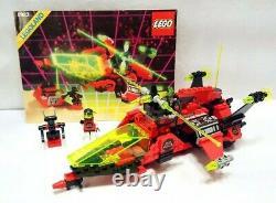 Lego Space M-Tron (1990) #6923-1 Particle Ionizer Set 100% Comp withInstructions