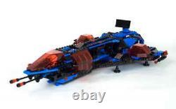 Lego Space Police I Set 6986 Mission Commander 100% complete + instructions 1989
