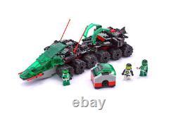 Lego Space Police II Set 6957 Solar Snooper 100% complete + instructions 1992
