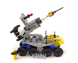 Lego Space Set 6950 Mobile Rocket Transport 100% complete vintage rare from 1982