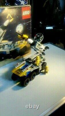 Lego Space Vintage 6950 Mobile Rocket Transport, 100% Complete, Boxed