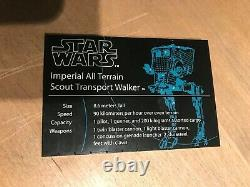 Lego Star Wars 10174 UCS AT-ST (Unboxed)