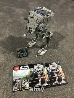 Lego Star Wars 10174 UCS Imperial AT-ST 100% Complete with Instructions