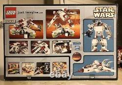 Lego Star Wars, 7163 Republic Gunship. New, Open Box