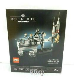 Lego Star Wars 75294 Bespin Duel Limited Edition New Sealed