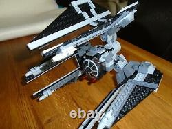 Lego Star Wars 8087 TIE Defender 100% Complete, Instructions, Box