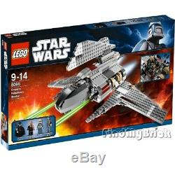 Lego Star Wars 8096 Emperor Palpatine's Shuttle (2-1B Medical Droid) Brand NEW