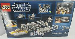 Lego Star Wars 9495 Gold Leader's Y-Wing Starfighter New in Box Sealed Retire